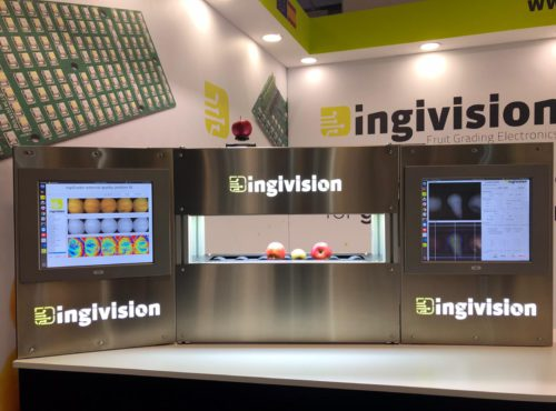 ingivision en Fruit Logistica 2020