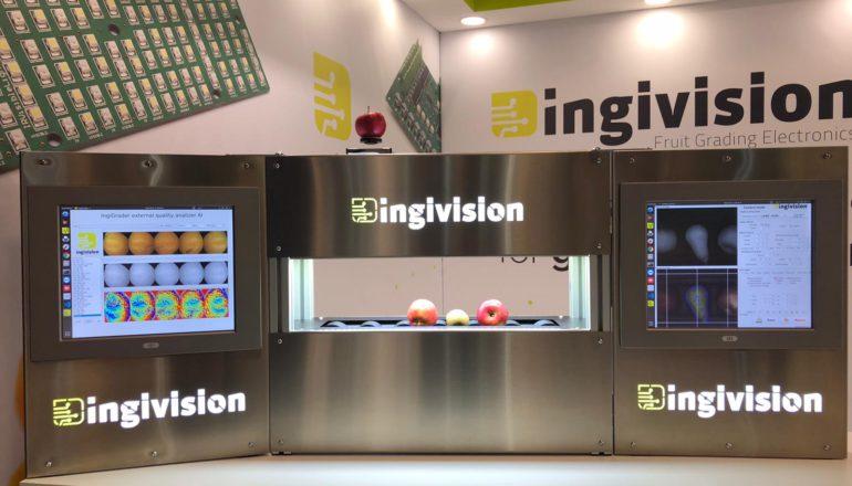 ingivision en Fruit Logistica 2020