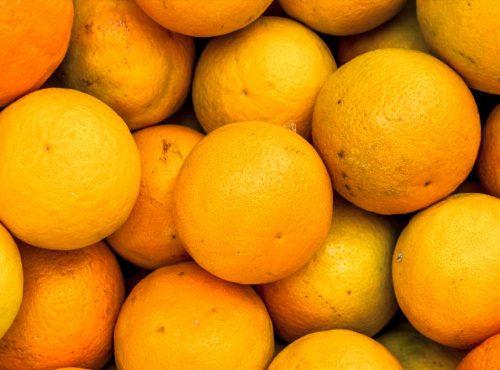 Grading external quality oranges