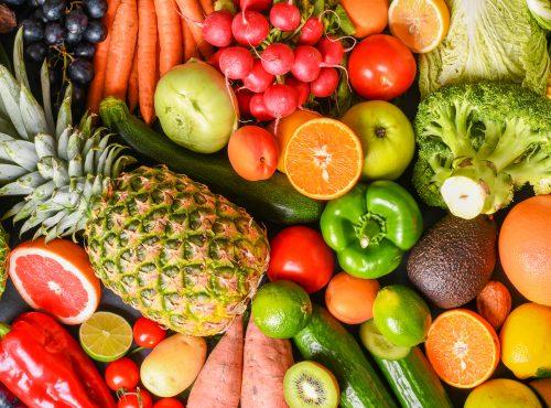 Variedades de fruta y hortalizas
