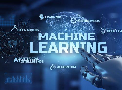 Machine learning ingivision